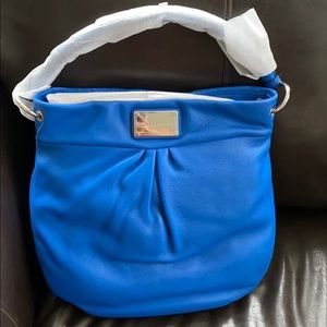 Marc Jacobs Classic Leather Hobo Bag